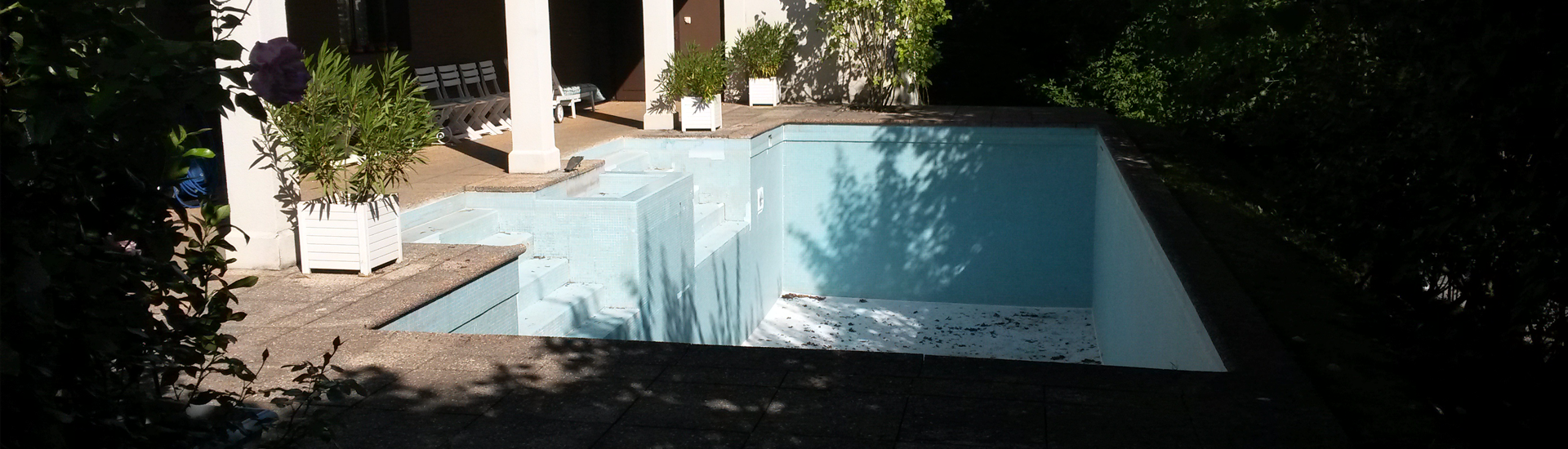 R novation de piscine en suisse for Renovation piscine